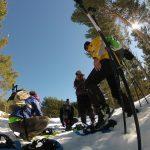 Raquetas de Nieve-Granada-Sierra Nevada