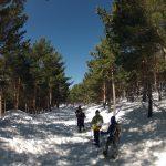 Raquetas de Nieve-Rutas-Paseos Sierra Nevada