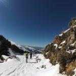 Raquetas de Nieve-Rutas-Veleta-Mulhacen