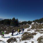 Raquetas de Nieve-Ascenciones-