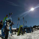 Raquetas de Nieve-Rutas-Sierra Nevada-Granada