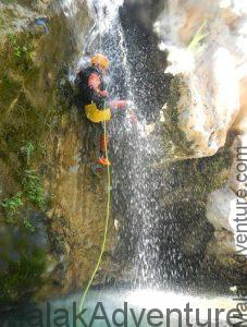 Descenso Cañon Río Verde