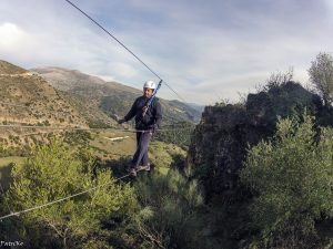 Ronda, Atajate - Via Ferrata