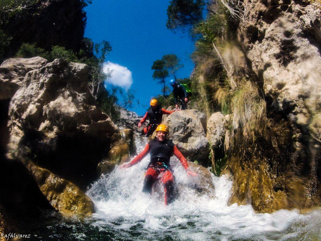 Rio Verde - Descenso de barrancos