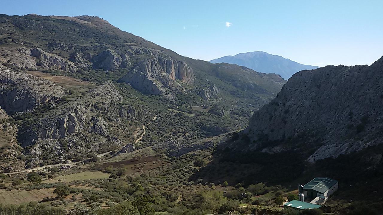 Senderismo Axarquia-Malaga-Rutas Axarquia