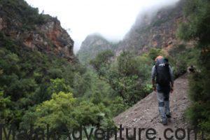 trekking in morrocco