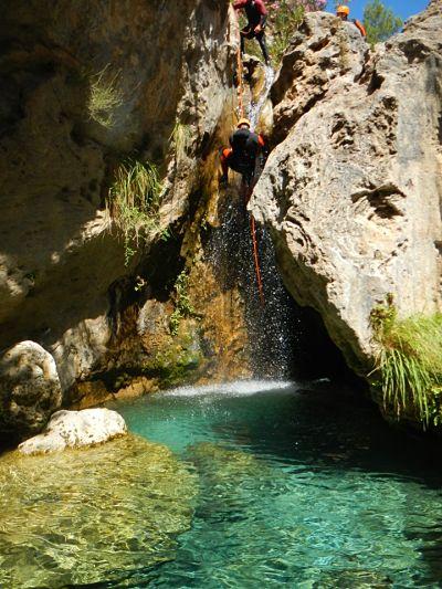 Málaga-Canyoning-Aventuras